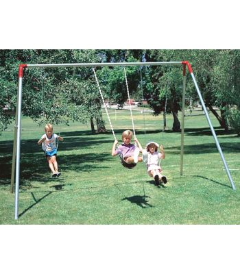 10' A-Frame Swing with optional Glider