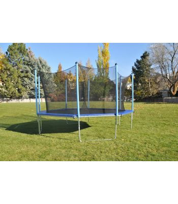 Trampoline Safety Enclosure for 14,15,16 Octagon Trampolines