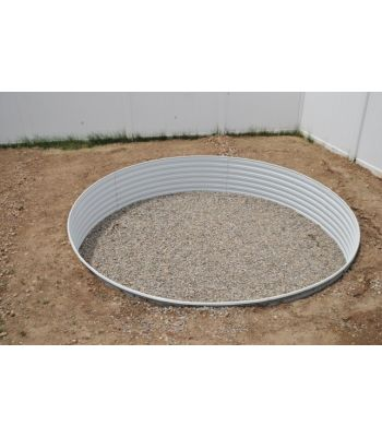 14' Round Inground Kit (Trampoline NOT Included)